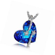 Heart Floating/Keepsake Alloy Costume Necklaces & Pendants