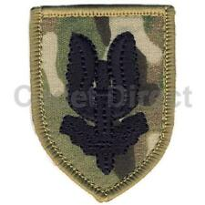 SAS Cloth Beret Badge, Velcro, MTP
