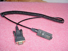 Motorola NKN6505A Astro-Saber Radio Data Cable RS-232 to Computer Serial Port