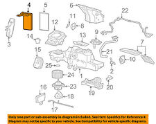 FORD OEM-Hvac Heater Core 2L1Z18476BA