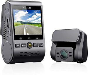 Autokamera Dashcam Vorne und Hinten A129 Duo Dual Full HD 1080P 2 Lens WiFi