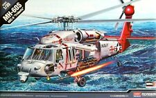 """Academy 1:35 MH-60S HSC-9 """"Tridents"""" Helicopter Model Kit"""