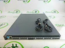 HP J9265A ProCurve 6600-24XG 24-Port 10G SFP+ 2x 800W PSU Switch READ!!!