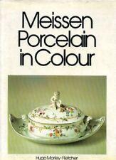 Meissen Porcelain in Colour,Hugo Morley-Fletcher
