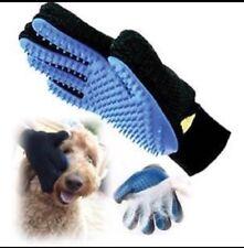 Pet Grooming Glove Brush Dog Cat Dirt Hair Fur Removal Remover Gentle Deshedding