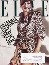 RIHANNA ~~ Elle Magazine ~~ July 2010 ~~ 7/10 ~~ A-4-3