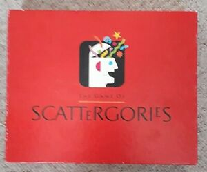 Hasbro Gaming The Game of SCATTERGORIES