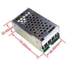 24V/12V to 5V 5A Step-down Buck Power Supply Module 4 USB Converter Board +Case