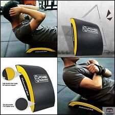Power Guidance Ab Exercise Mat - Abdominal Core Trainer Mat for Full Range of Mo