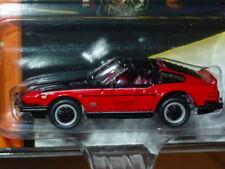 Johnny Lightning 1980 80 DATSUN 280 ZX IMPORT CAR RED Version A -MIP