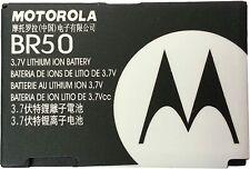 Original Battery Br50 Motorola Phone Razor Razr v3 v3c v3i v3t v3g v3r U6 Pebl