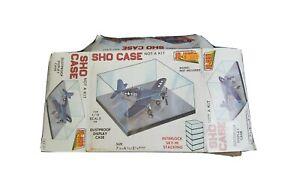 Jo-Han Sho Case EMPTY BOX BOX ONLY Cardboard Vintage Airplane Kit Car Display