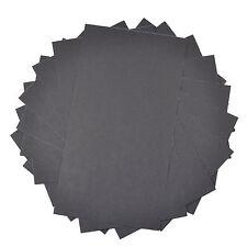 "70x HQRP 3""x 5 1/2"" Wet Dry Sandpaper 400 600 800 1000 1200 1500 2000 Grit Combo"