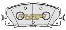 Front Premier Brake Pads for Toyota Yaris 11/05 on DB1820