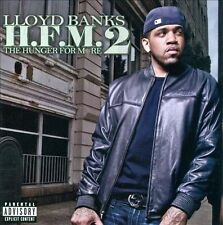 H.F.M., Vol. 2 (The Hunger for More, Vol. 2) [PA] by Lloyd Banks (CD,...