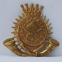 Salvation army cap badge 38*35mm
