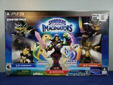 Skylanders Imaginators Starter Pack PS3 NEW IN BOX SKYLANDERS