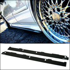 DevSport Side Skirt Splitters Blades (96-00 Honda Civic) EK EJ EM1 Diffusers