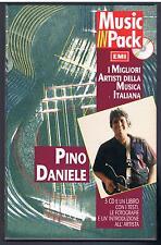 PINO DANIELE TERRA MIA/OMONIMO/NERO A META'MUSIC IN PACK BOX 3 CD BOOKLET