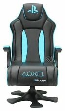 Used X-Rocker Genesis Official Licensed PlayStation Gaming Chair - Blue-GB68.