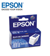 Genuine Epson S020189 Black Ink Cartridge For Epson Stylus Color 740 760 860