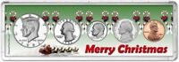 Merry Christmas Coin Gift Set for the year 1982