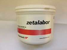 Dental lab putty Zetalabor 900g plus Indurent Gel 60 ml Zhermack