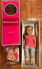 NIB Brand New American Girl Isabelle 2014 Doll of the Year & Book Dancer Blonde