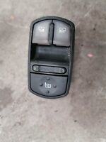 2006-2014 VAUXHALL CORSA D O/S DRIVERS SIDE 2 X ELECTRIC WINDOW SWITCH 13258522