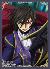 Code Geass Lelouch Lamperouge Card Game Character Sleeves 80ct Collection Anime