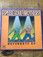 "Speed Soul Brothers - Retsekets EP, 12"", EP, (Vinyl)"