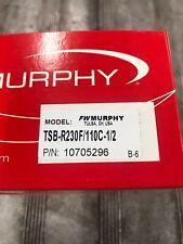New listing Murphy 10705296 Tsb - R230f/110c -1/2 Swich
