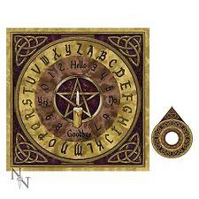 Pentagram Spirit Ouija Board 38cm Lisa Parker Nemesis Now
