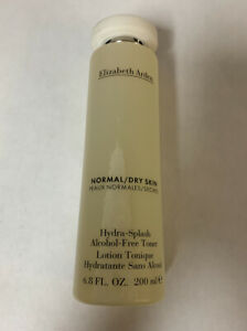 Elizabeth Arden Hydra-Splash Alcohol Free Toner Lotion Normal Dry Skin 6.8oz NEW