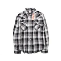 LEVI'S CLASSIC DOUBLEWEAVE WESTERN Shirt Men's, Authentic BRAND NEW (669860070)