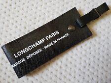 RARE LARGE Longchamp x Shayne Oliver REALNESS HIATUS luggage tag card holder