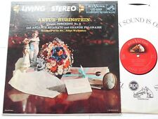 ARTHUR RUBINSTEIN Chopin CANADA 1959 RCA LSC-2265 LIVING STEREO Shaded-Dog LP