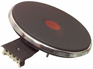12.22463.018 Hotplate EGO 220mm 2600W 230V Universal Catering Spares Parts