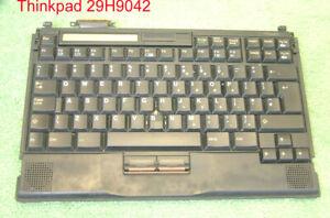 Vintage Laptop Keyboard for IBM Thinkpad 760ED Part# 29H9042