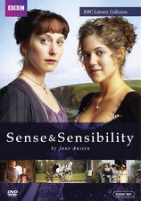 Jane Austen's Sense & Sensibility (DVD,2008)