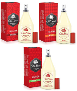 OLD SPICE AFTER SHAVE LOTION -ATOMIZER 150 ML/100 ML FOR MEN, Aftershave-ws