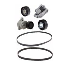 BMW E46 330Ci 01 - 09/02 Drive Belt Tensioner Pulley Kit Hydraulic Top Quality