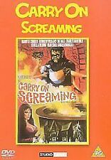 Carry On Screaming (DVD, 2001)