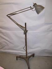 Luxo Floor Lamp. Steam Punk/Eames Era.