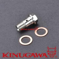Banjo bolt Turbo Oil Feed Dodge Neon SRT-4 PT TD04LR TD05HR Mopar Stage 3