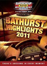 V8 Supercars - 2011 Bathurst 1000 Highlights (DVD, 2011)