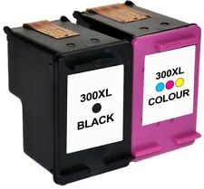 Compatible Text Quality Black & Colour Ink Cartridges for HP Deskjet F4580 F4583