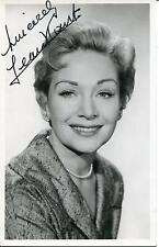 JEAN KENT BRITISH ACTRESS WAS MARILYN MONROE CO-STAR SIGNED PHOTO AUTOGRAPH