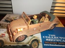 The Collectors Showcase CS00444 Desert  Command Vehicle
