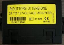RIDUTTORE DI TENSIONE 24V 12 V 1 amper